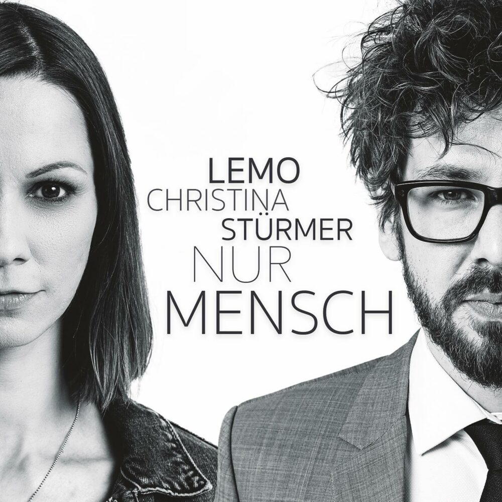 LEMO Nur Mensch Christine Stürmer Cover